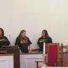 "Takesha Murphy, Autumn Clark and Amy Zamaro sing ""He Knows My Name"""